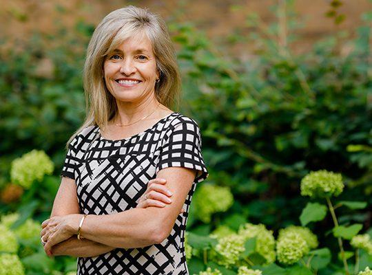 Registrar/CEO Dr. Nancy Whitmore