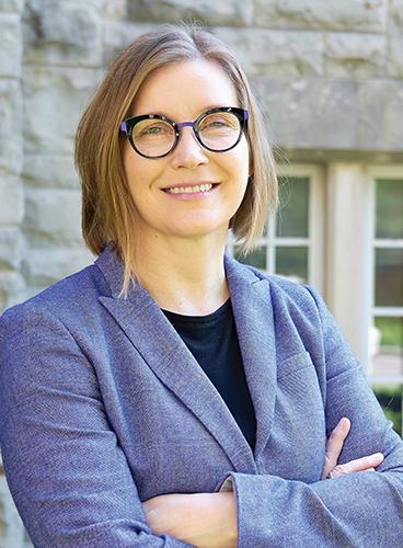 Dr. Greta Bauer